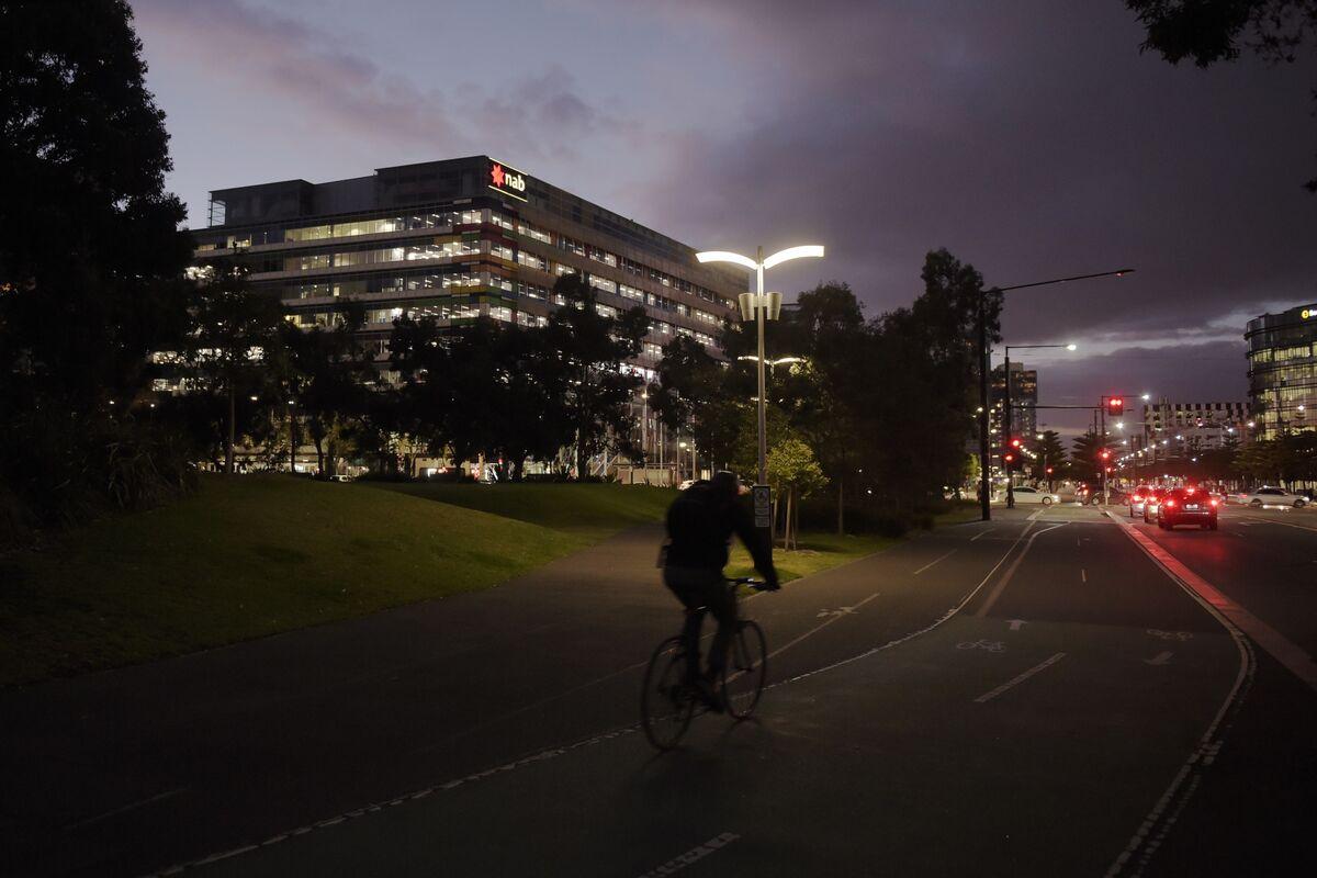 <p>Sydney HQ Opens for National Australia Bank on Hybrid Work Plan thumbnail