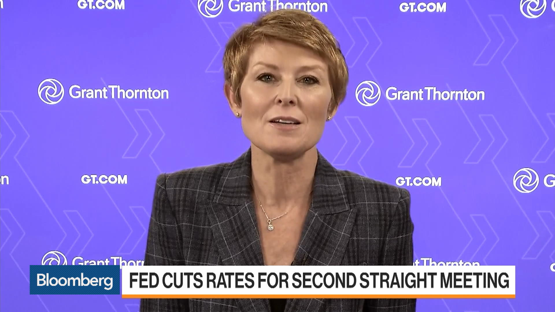 Federal Reserve 'More Fragmented Than Divided' on Rates, Economist Diane Swonk Says