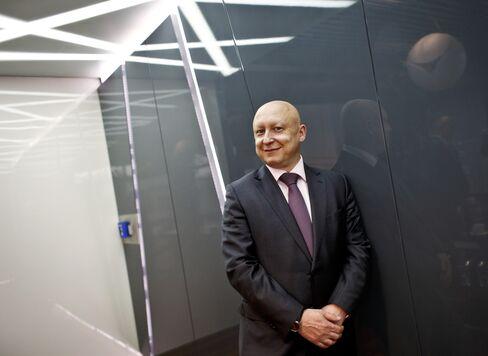CEZ CEO Benes