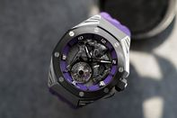 relates to Marvel's Black Panther Is Immortalized on a $164,000 Watch