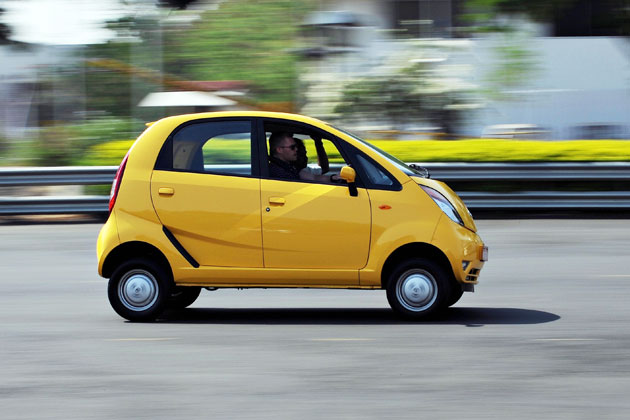 tata 39 s nano the world 39 s cheapest car is sputtering bloomberg. Black Bedroom Furniture Sets. Home Design Ideas