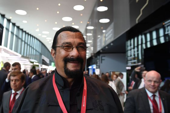 Steven Seagal On Hook For SEC Crypto Fine Despite Move To Moscow