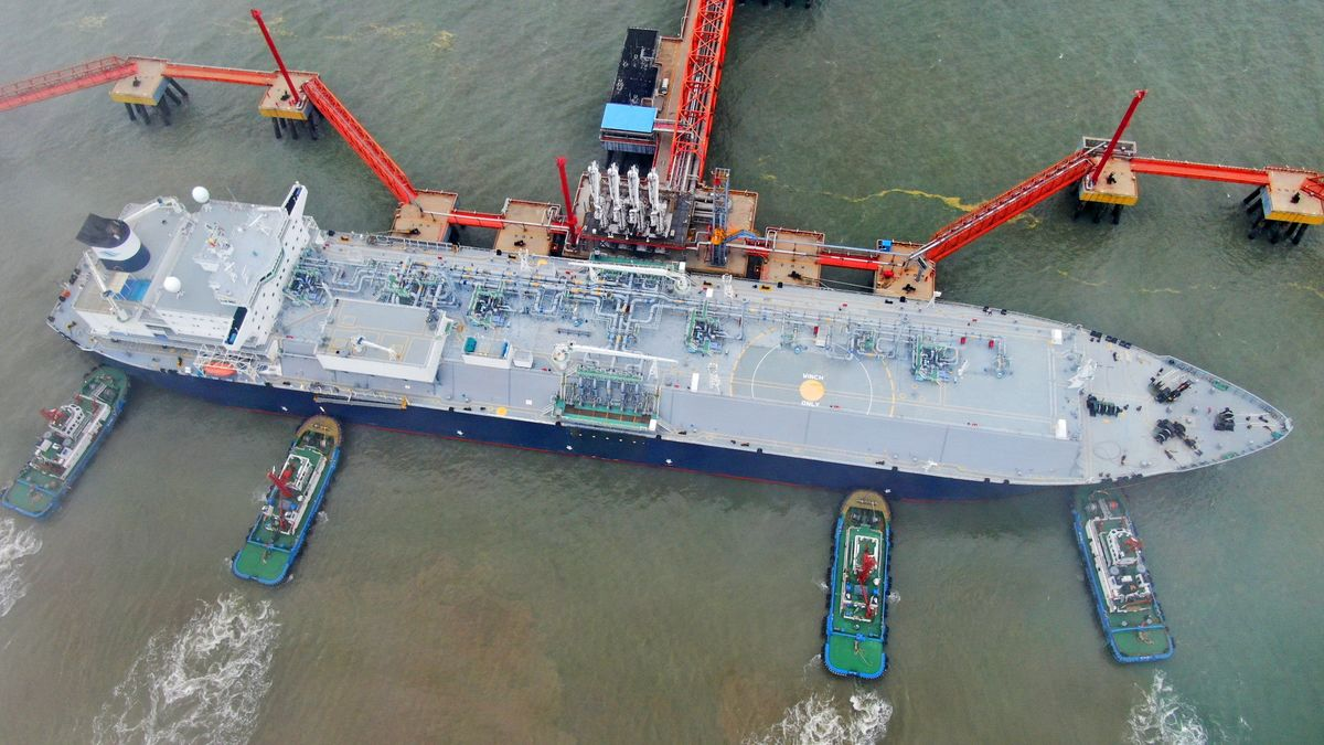 China's Rudong LNG Shows Signs of Life After Outage Cut Imports