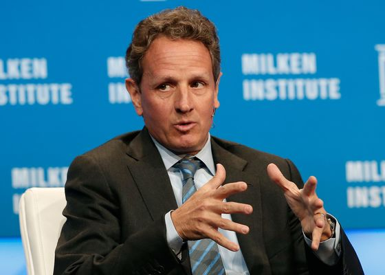 Bernanke, Geithner, Paulson Voice Some Concern About Next Crisis