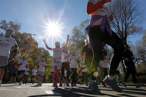 New York Gets a Marathon This Weekend for 1,500 in Central Park