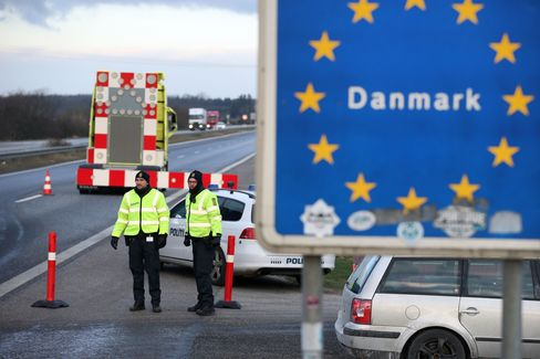 Denmark Imposes Stricter Controls Across Their Border With Germany