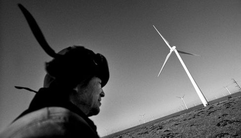 Mongolia Catches Wind of Renwables