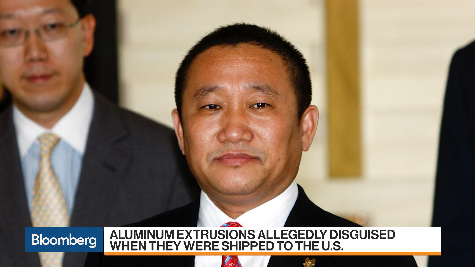 U.S. Charges Chines Billionaire With Evading Aluminum Tariffs