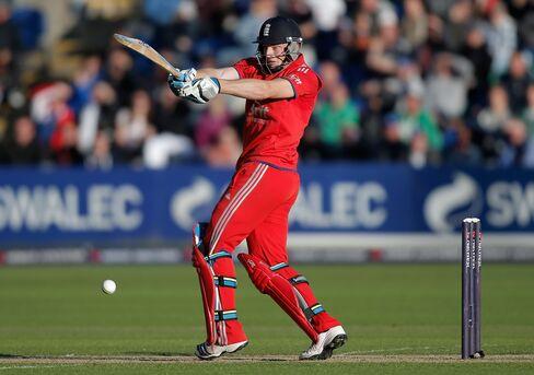 Cricket Batsman Jos Buttler