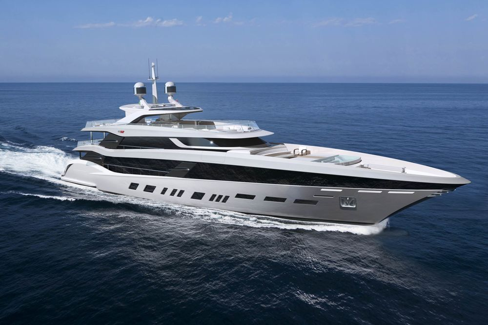 Benetti Fisker 50 Yacht Photos Specs Price Bloomberg