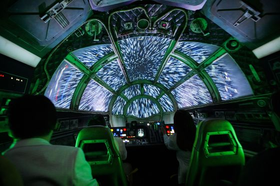 Disney Gets Second Chance With Star Wars Land Opening in Orlando