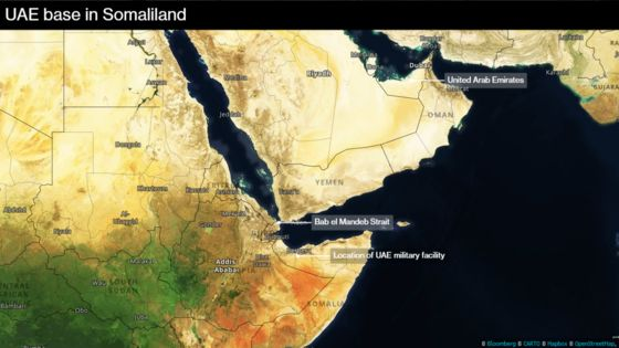 U.A.E. Military Base in Breakaway Somaliland to Open by June