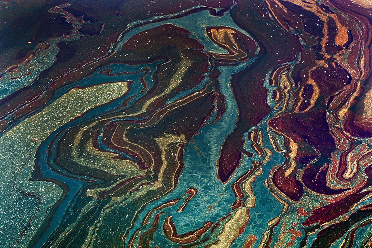 Gulf of Mexico Oil Spill May Be Largest Since 2010 BP Disaster