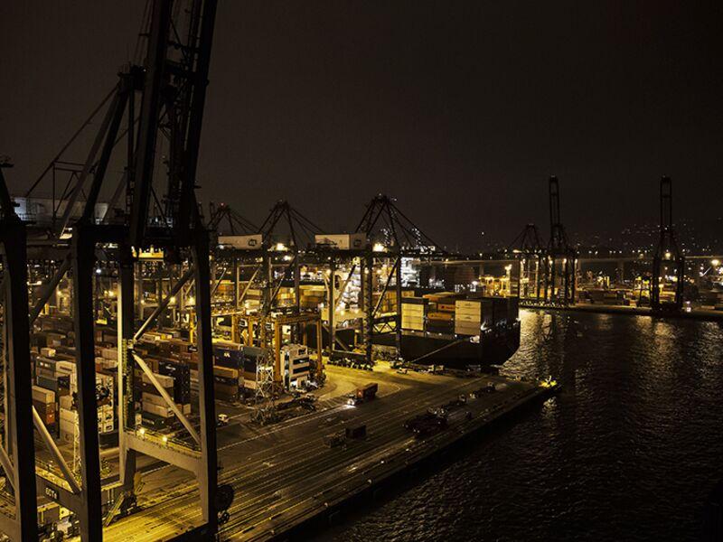 relates to Trade Talk Stakes Rise as the Data Darken