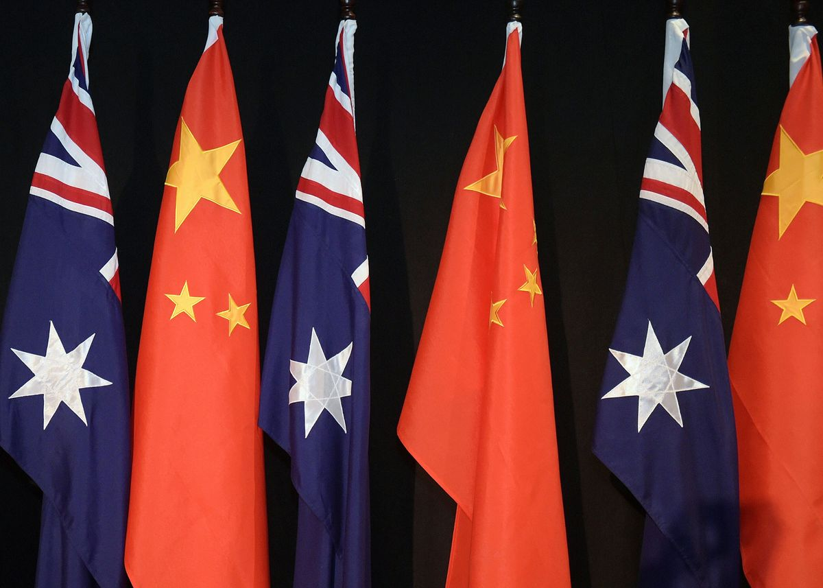 Aussie Dollar Falls Prey to China Rift Even As Commodities Soar