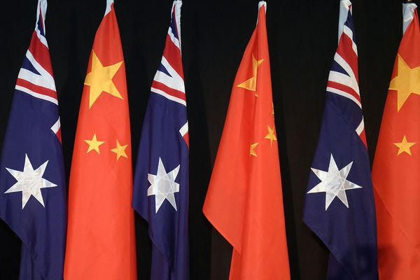 Chinese Minister of Commerce Gao Hucheng Visits Australia