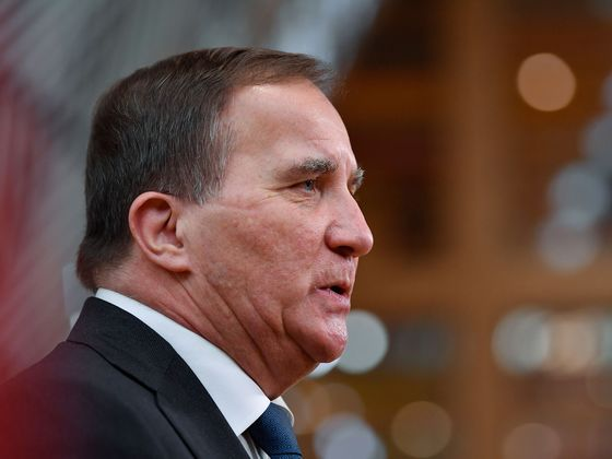 Sweden PM Fights for Survival as Political 'Crisis' Declared