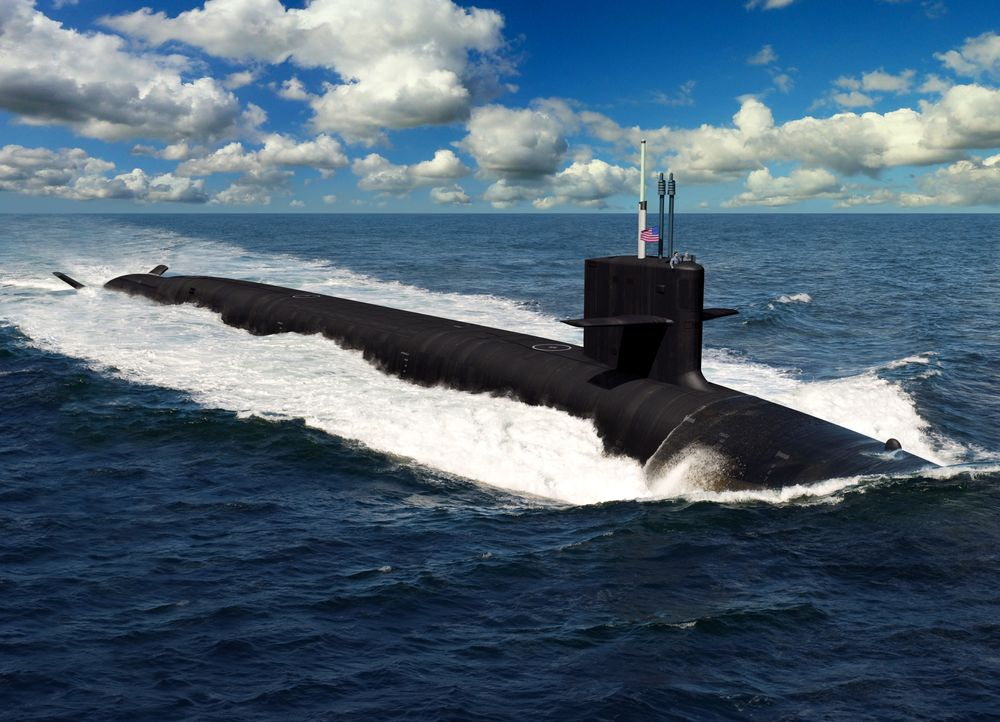 Navy's $128 Billion Nuclear Submarine Project Faces Audit