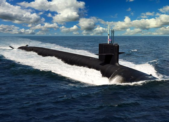 Navy's $128 Billion Nuclear Submarine Project Faces Audit