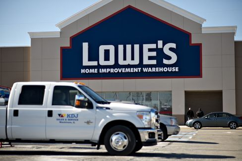 Lowe's Profit Tops Analysts' Estimates on U.S. Housing Recovery