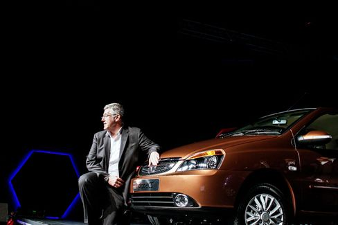 Tata Motors' Troubles Go Well Beyond Top Exec's Shocking Death