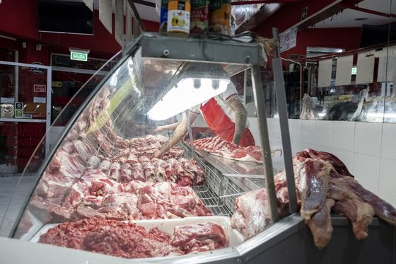 Carnivorous Argentines Told to Forgo Beef as Climate Fears Grow