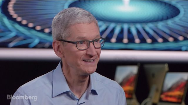 Apple's Cook Says Trump 'Decided Wrong' on Paris Accord