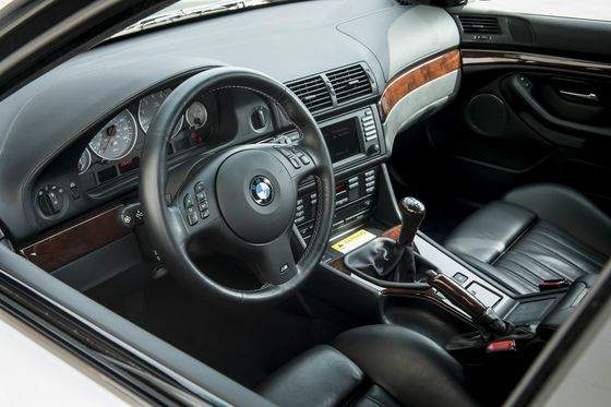 How Does a BMW Sports Sedan Double in Value Over 16 Years?