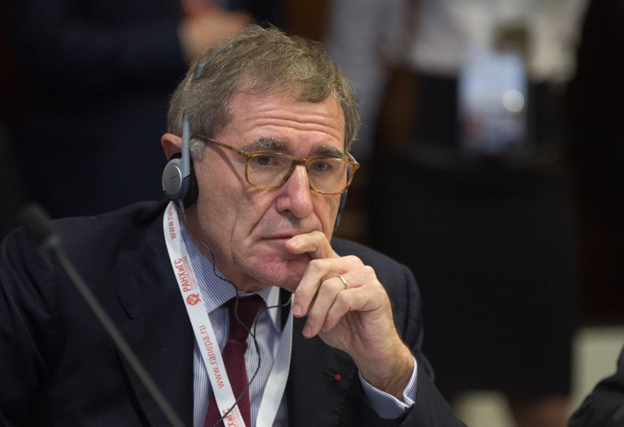 Principaux orateurs au Forum Gaither à Moscou