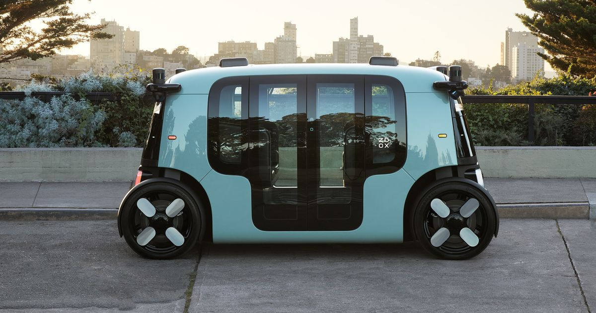 Zoox CEO on Deal with Amazon to Make Self-Driving, Electric Cars