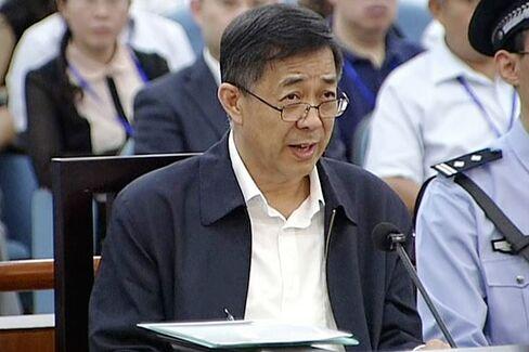 China's Bloggers Rally Around Bo Xilai