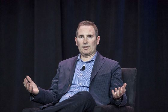'Absolutely a Sprint': How Andy Jassy Raced to the Top of Amazon