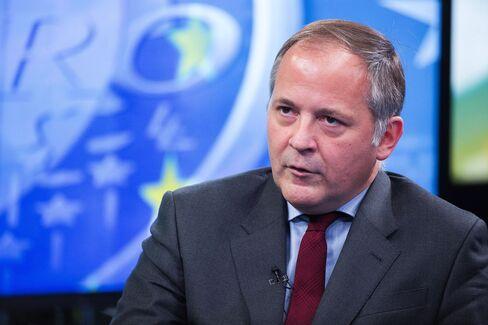 European Central Bank Executive Board Member Benoit Coeure