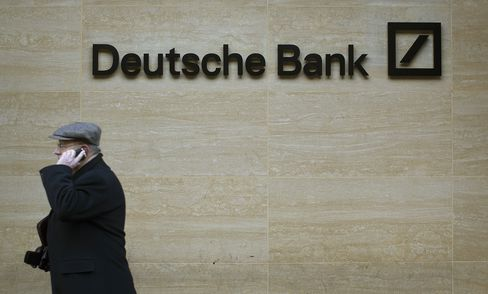 Deutsche Bank Says Trade Reported by WSJ Didn't Manipulate Libor