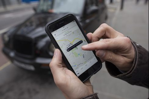 London Taxi Cabs As Uber Technologies Inc. Blitz Leads To Drop in Black Cab Recruits
