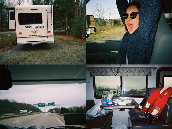 I Drove 1,100 Miles in an RV, and All I Got Was a Bloody Hand and a Pool of Raw Sewage