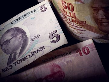 Turkish Lira Try Usd Clearstream