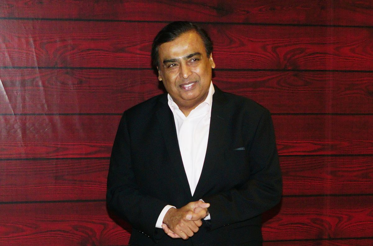 Asia's Richest Man Sees Online Gaming as Next Big Thing in India