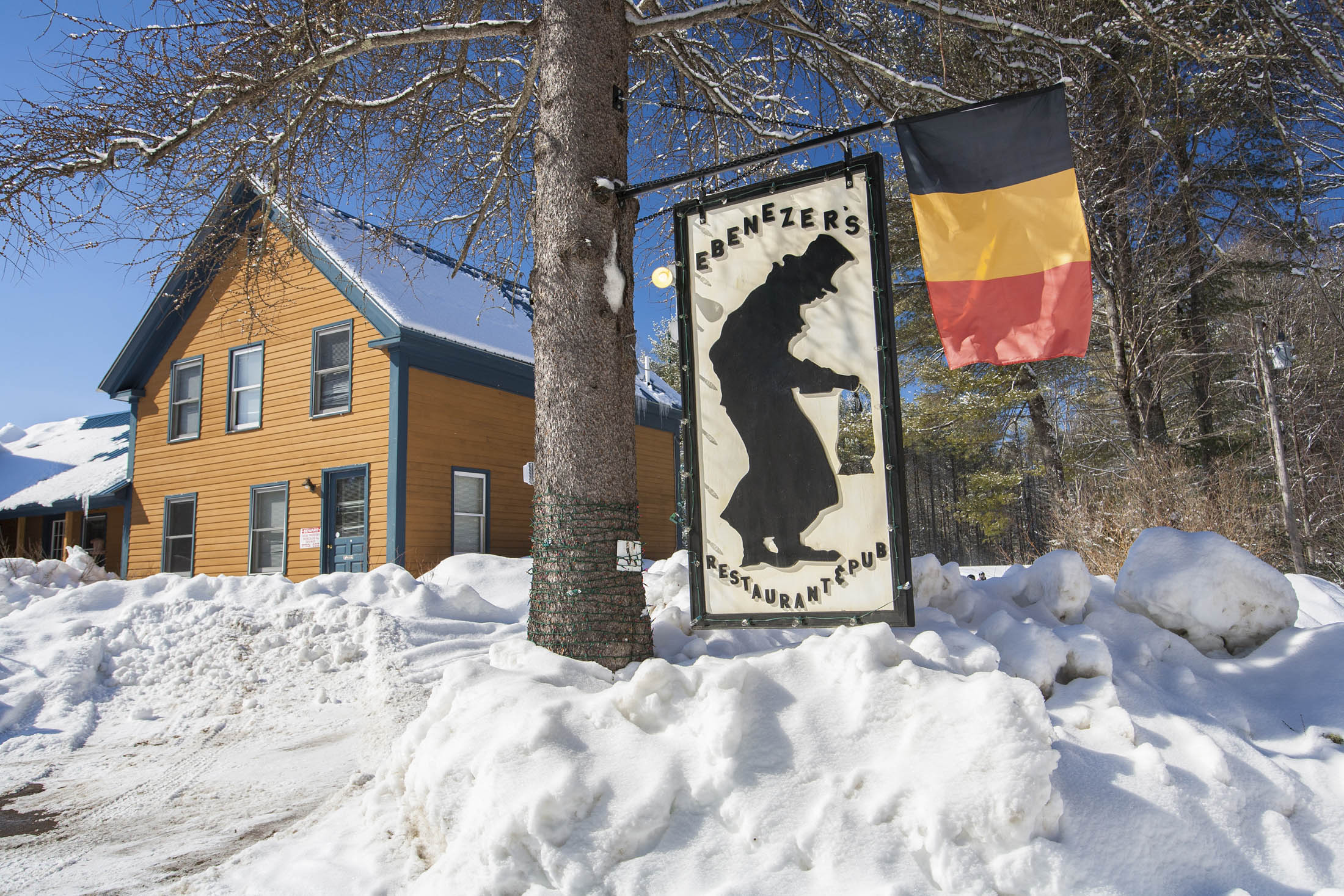 Ebenezer's Pub