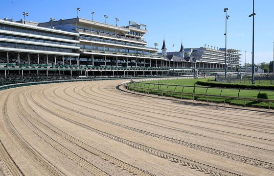 On Eve of Derby, Deadly Doping Scandal Hangs Over Horse Racing