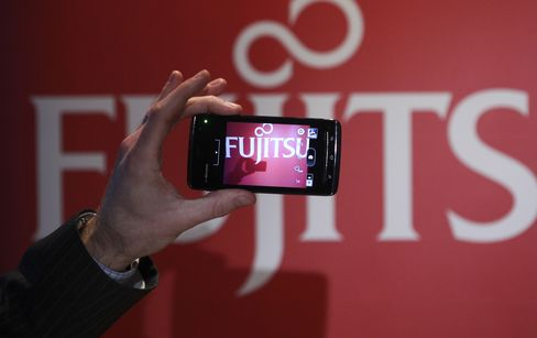 Fujitsu Said to Hire UBS to Seek Buyers for Semiconductor Unit