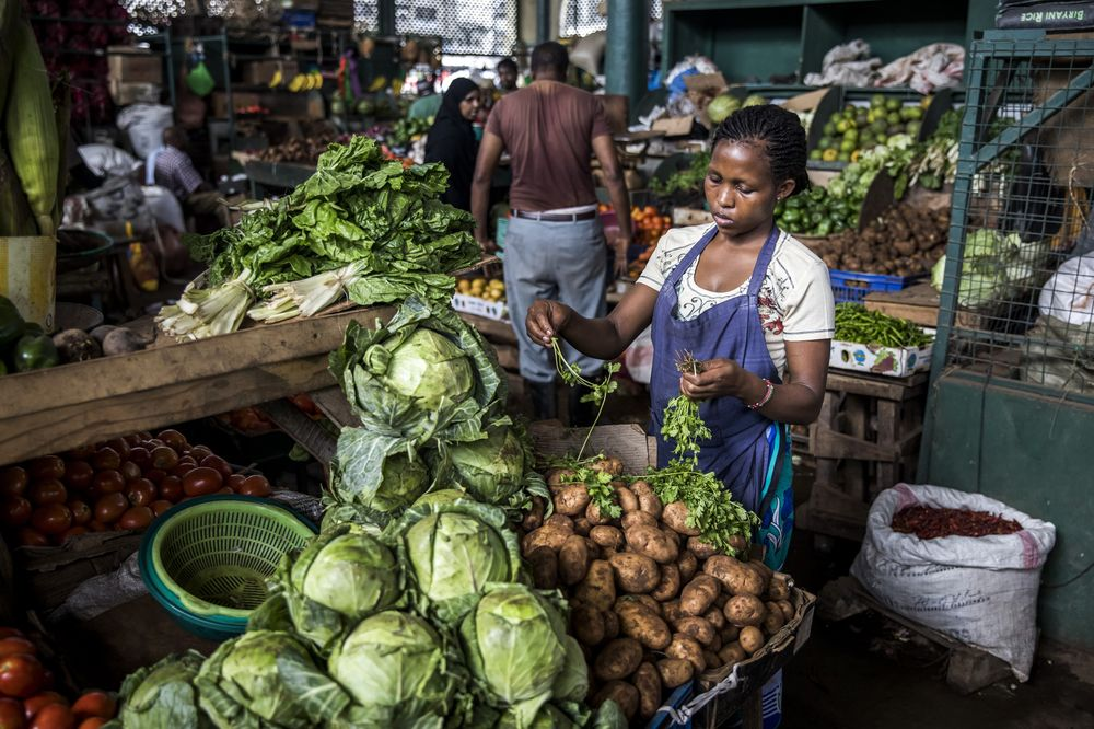 Kenya Inflation Rate Rises to Three-Month High in December - Bloomberg