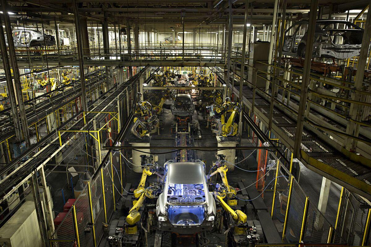 China's Economic Slowdown Won't Restore U.S. Manufacturing Jobs