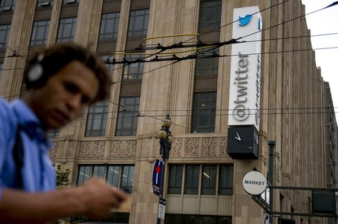 Twitter Headquarters