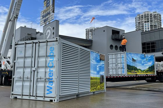 Tampa Startup Making Water From Air Says Tech Can Go Mainstream