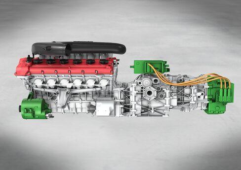 Ferrari Plots Super Hybrid as Fastest, Priciest Model Ever