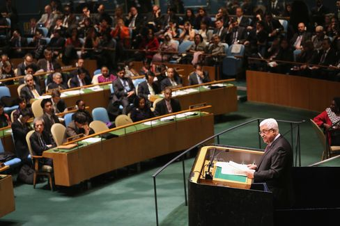 Palestinians Upgraded to 'Observer State' at United Nations
