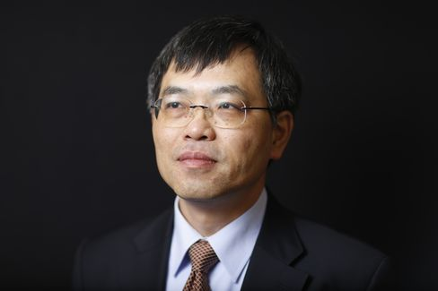 Lenovo CFO Wong Wai Ming