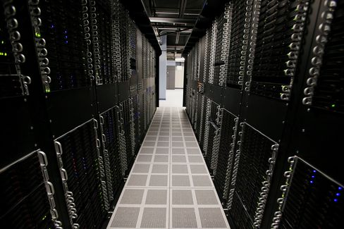 IBM's Softlayer Data Center