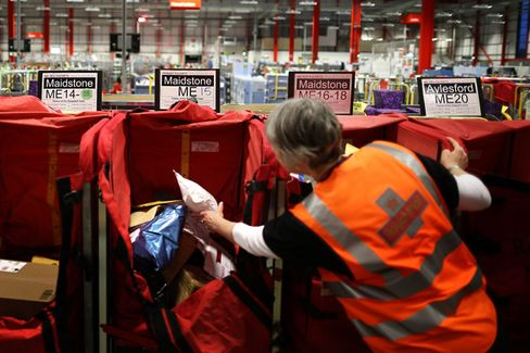 Can a Privatized British Postal Service Avoid a Train Wreck?